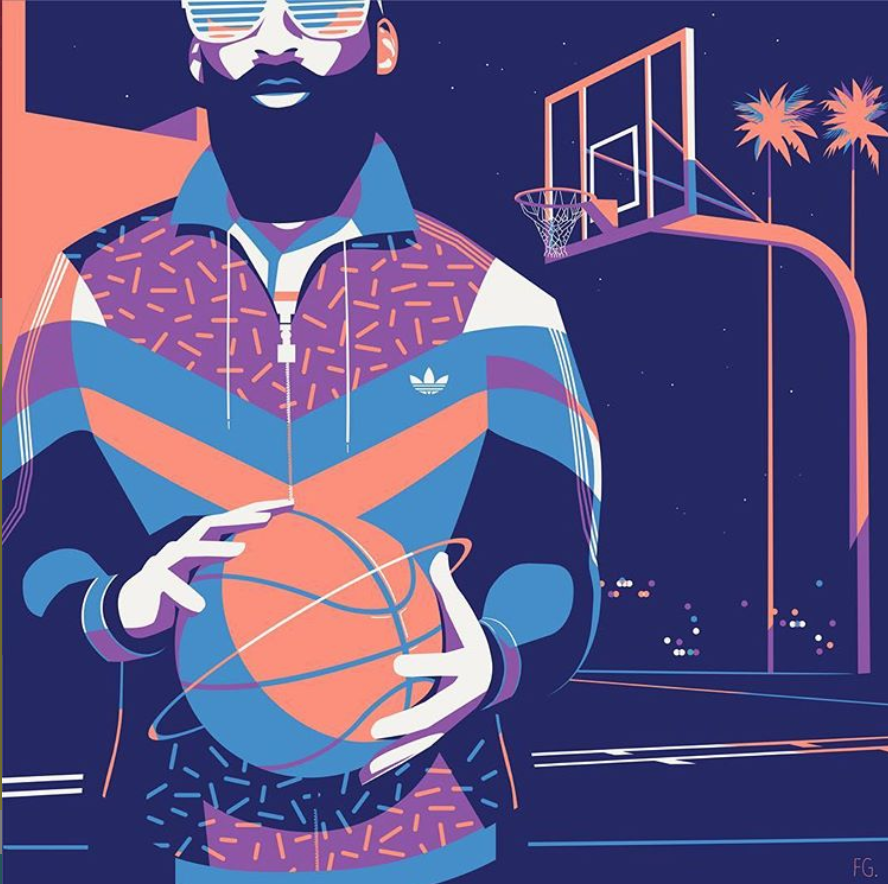 James Harden Basketball