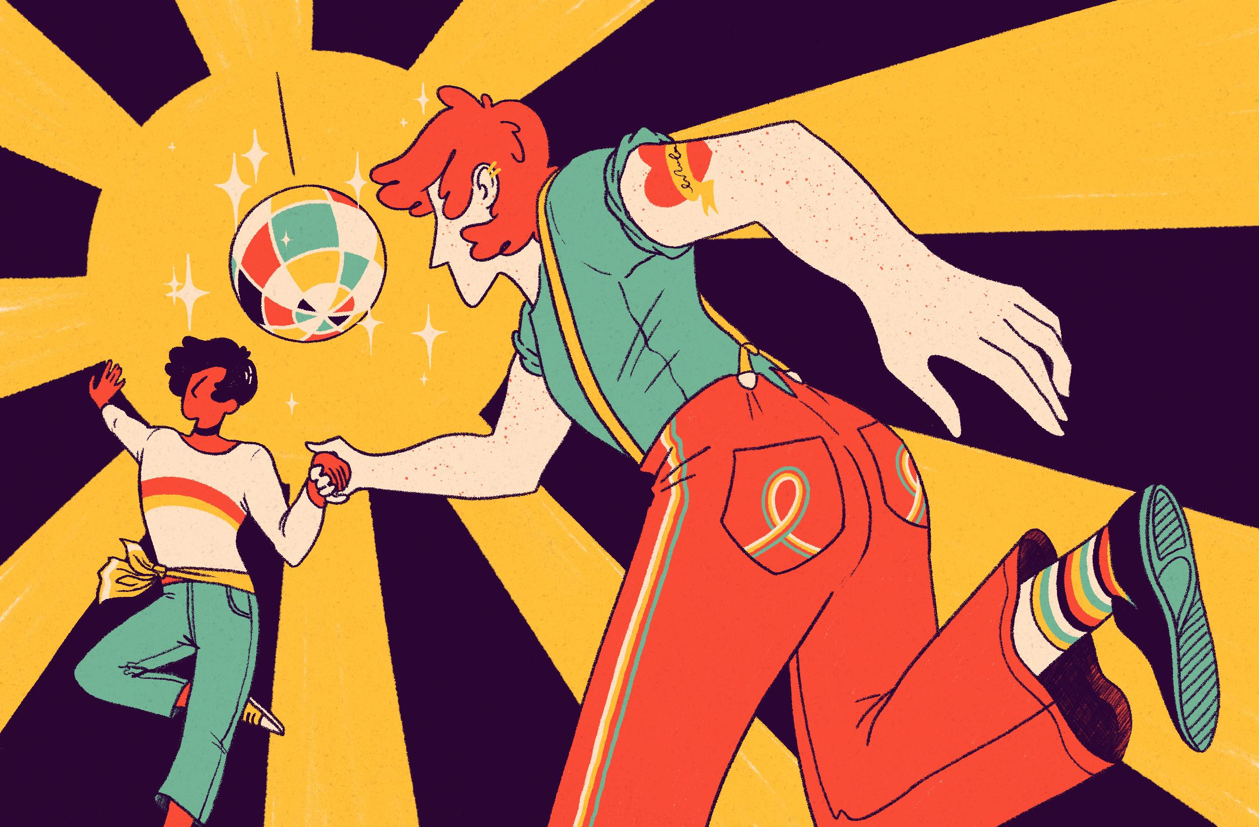 Disco dance couple.jpg